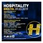 Hospitality Bristol 2019